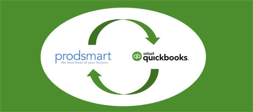 QuickBooks and Prodsmart for advanced manufacturing software features